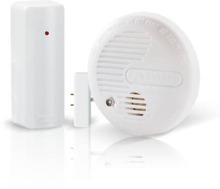 Flood detector and smoke detector